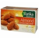 Мыло с экстрактом Миндаля (Almond Hydrating Soap) 115г. Dabur Vatica