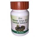 Канчнар Гуггул Kanchnar guggulu (B.R.) 80 таб Патанджали (Patanjali) при заболеваниях Лимфатической системы