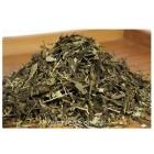 Зелёный чай с чабрецом.