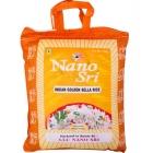 Индийский Рис Басмати  Голден селла  (пропаренный) 1 кг. Нано Сри (NANO SRI Golden Sella)