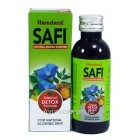 Safi (сироп Сафи) - растительный очиститель крови, 100 мл Hamdard