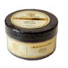Крем для кожи вокруг глаз Миндальный 50 гр. Кхади (Khadi Almond Herbal Under Eye Cream)