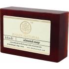 Аюрведическое мыло Миндаль 125 г. Кхади (Almond Soap Khadi)