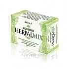 Аюрведическое мыло 24 травы с Кокосовым маслом  HerbalMix, Synaa