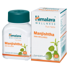 Манжишта, 60 таблеток Индия (Manjishtha Himalaya)