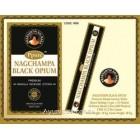 Благовония Ppure Black Opium, 15gm (Черный опиум), Индия