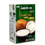 Кокосовое молоко 60% (жирность 17-19%) 250 мл AROY-D Тайланд