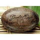 Африканское черное мыло Dudu Osun, 150г. Tropical Naturals, Нигерия