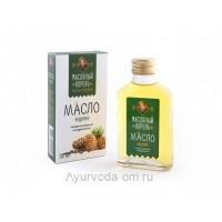 Кедровое масло «Масляный король», 0.1 л, стекло