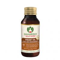 Пирант масло 50 мл. Махариши (Pirant oil Maharishi) для суставов