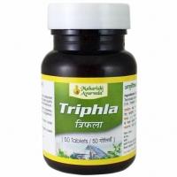 Трифала, 50 таблеток, Махариши Аюрведа (Triphala Maharishi Ayurvedа)
