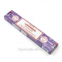 Благовония натуральные Лаванда Сатья (Lavender Satya) 15 г