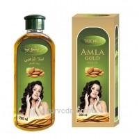 Масло для волос Амла Голд Тричуп (Trichup Amla Gold Hair oil) VASU