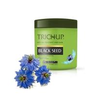 Маска для волос Тричуп Против выпадения с Черным тмином 500 мл. (TRICHUP Hot Oil Treatment Hair Mask Black Seed) VASU