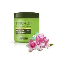 Маска для волос Тричуп интенсивное восстановление с горячим маслом 500 мл. (TRICHUP Hair Mask Hair Fall Control Hot Oil Treatment) VASU