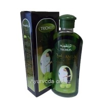 Увлажняющее масло Амла для волос Тричуп (Trichup Amla oil) VASU