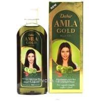"Масло для волос Дабур Амла ""Золотое"", 200мл., Dabur  Amla Hair Oil Gold"