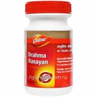 Брахма Расаяна, 250 гр. Дабур (Brahma Rasayan Dabur) тоник для мозга