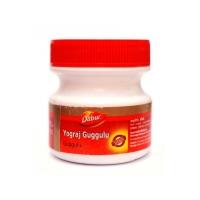 Йогарадж Гуггул Дабур, 120 таблеток  (Yograj Guggulu, Dabur)
