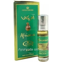 """Арабские масляные духи """"Африкана"""", 6мл. от Аль Рехаб (AL-REHAB Africana)"""