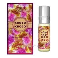 "Масляные духи ""Чоко Чоко"" 6мл. Al-Rehab Choco Choko"