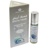 """Масляные духи """"White Musk"""", 6мл. Al-Rehab (Арабские Эмираты)"""