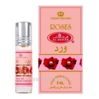 """Масляные духи """"Roses"""", 6мл. Al-Rehab (Арабские Эмираты)"""