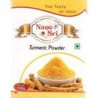 Куркума Молотая (Turmeric Powder) 100г. Nano Sri.
