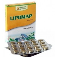 Липомап Lipomap Медохар 40 таб.