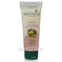 """Уайт Био"" Гель для Лица (Bio White  Advanced Fairness Face Wash) 100мл. Biotique"