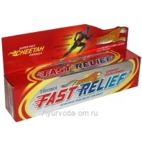 Мазь Фаст релиф Fast Relief, 15 мл, Himani