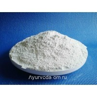 Пищевая глина Каолин 100 гр. Россия, (Кыштымское месторождение)