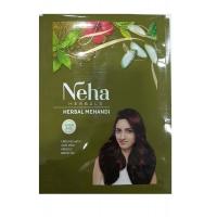 Хна Натуральная с Травами  (Herbal Mehandi) 500г. Neha Herbals