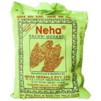 Хна для мехенди Неха (порошок) Rachni Mehandi Powder Neha 500 гр.