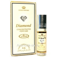 "Арабские Концентрированные Духи ""Diamond""  (Concentrated Perfume ) 6мл. AL-REHAB"