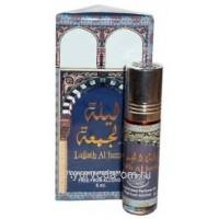 "Духи Арабские ""Лэйла Аль Джума"" (Lailath Al Jumua Concentrated Perfume) 6мл. AL-REHAB"