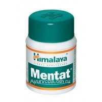 Ментат, 60 таблеток Хималайя (Mentat Himalaya) мозговой тоник