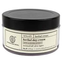 Крем для лица Кхади травяной, дневной, 50 гр. (Khadi Herbal day Cream)