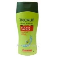 Шампунь Тричуп с экстрактами трав, против выпадения волос (TRICHUP Herbal Shampoo Hair Fall Control) 200 мл. VASU