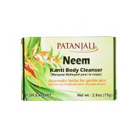 Ним Канти мыло для тела Патанджали (Neem Kanti Body Cleanser Patanjali)