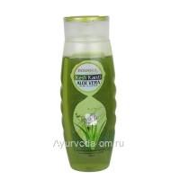 Аюрведический шампунь Алоэ Вера Кеш Канти 200 мл. Патанджали (Kesh Kanti Aloe Vera Hair Cleanser Shampoo Patanjali)