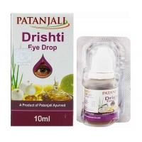 Глазные капли Дришти, 10 мл. Патанджали (Drishti Patanjali)