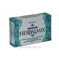 Аюрведическое мыло с Глицерином и маслом Дурвади HerbalMix, Synaa