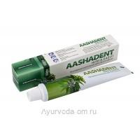 Зубная паста Аашадент (Ним-Бабул), 100г., AASHADENT