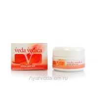 Крем для ног для сухой и потрескавшейся кожи Веда Ведика, 50гр. Veda Vedica