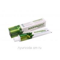 Натуральная зубная паста Лавр-Мята 100 гр, AASHA