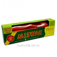 Набор для чистки зубов Dabur Miswak 190 гр