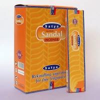 "Благовония Сатья ""Супер Сандал"",  25gm Satya SUPER SANDAL"