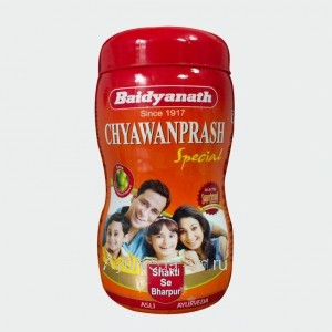 Чаванпраш Специальный 500 гр. Бадьянатх (Chyawanprash special Baidyanath) Индия