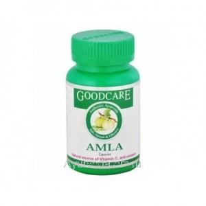 Амла 60 капсул Гуд Кэр (GoodCare Pharma Amla) Индия